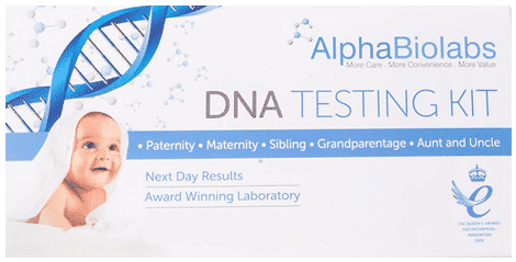 paternity test kit