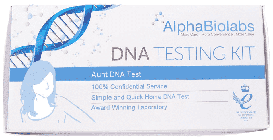 Aunt DNA Test Kit
