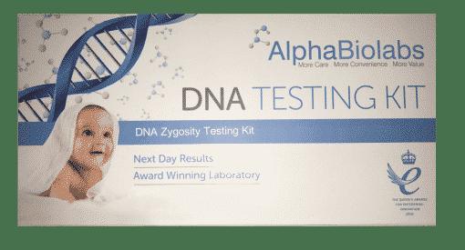 DNA Zygosity Testing Kit