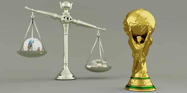 World Cup mania aids cocaine smugglers