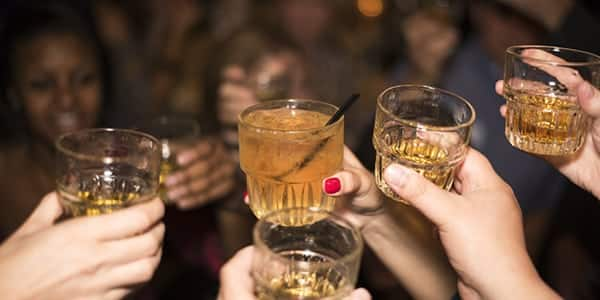 Peer pressure increases alcohol consumption