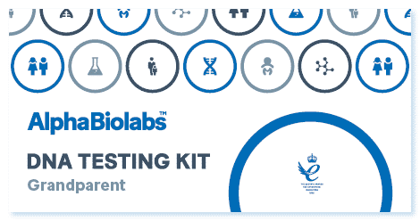 Grandparent DNA Test Kit