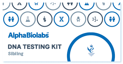 Sibling DNA Testing Kit
