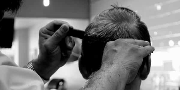 Drug testing by hair