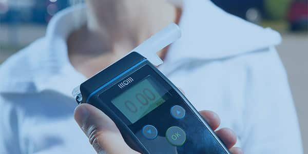 Alcohol testing solutions