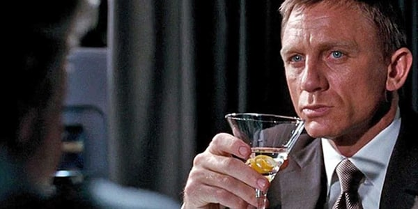 Licence to swill: Does James Bond have a severe alcohol problem?