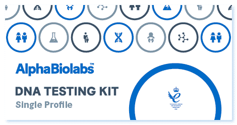 Single Profile DNA Testing Kit