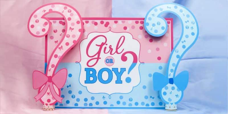 Baby gender DNA test