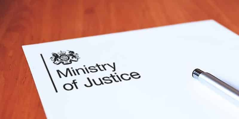 MOJ accredited DNA testing