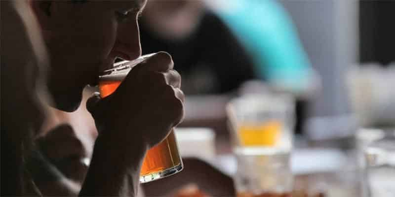 How much alcohol is needed to test positive for PEth?