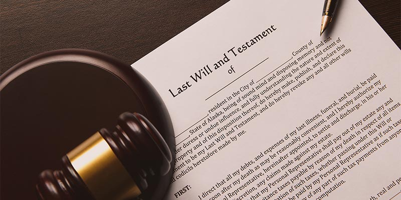 DNA testing for wills and probate