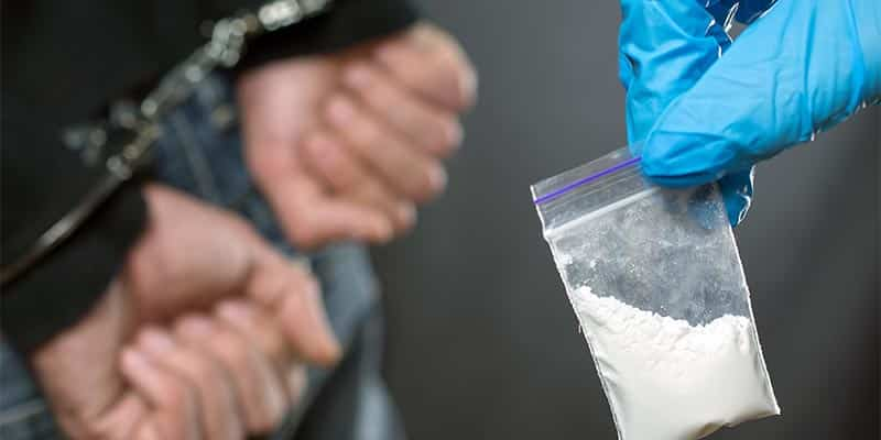 Drugs offences increase by 27% in lockdown