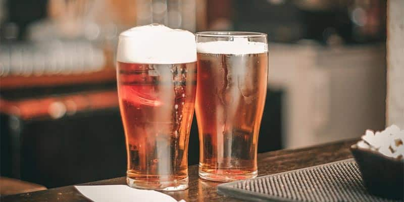 One fifth of UK drinkers say their alcohol intake is out of control