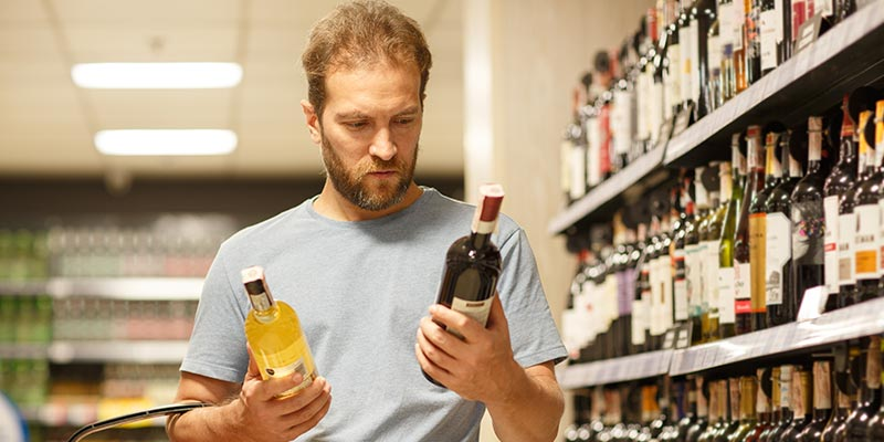 Calls for 'inadequate' labelling of alcohol products to be replaced