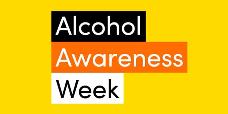 Alcohol Awareness Week highlights link between drinking alcohol and mental health