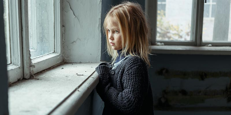 'Toxic trio' affecting more than a million children in the UK