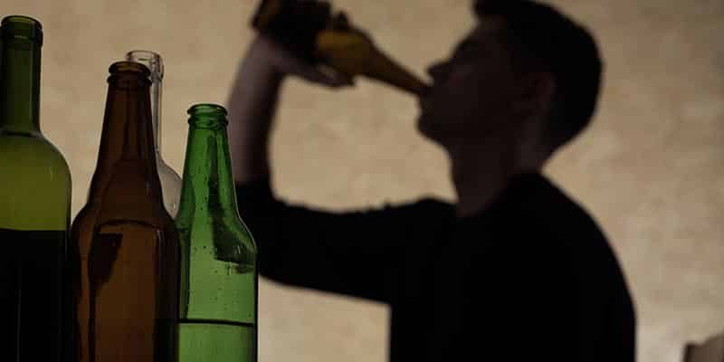 The three critical life stages when alcohol could do most damage to the brain