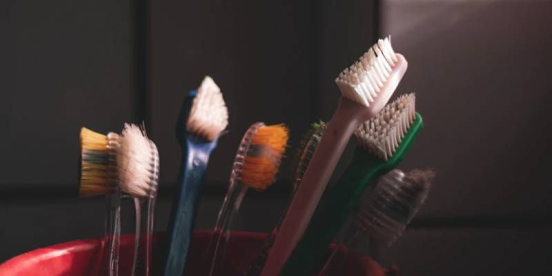 All about toothbrush DNA testing