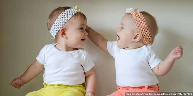 Identical twins do not have identical genetics