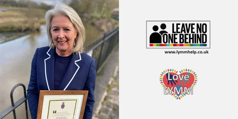 AlphaBiolabs' Anna Leaver receives High Sheriff of Cheshire Award