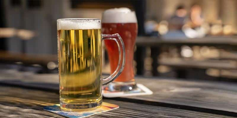 How has Covid affected UK drinking habits?