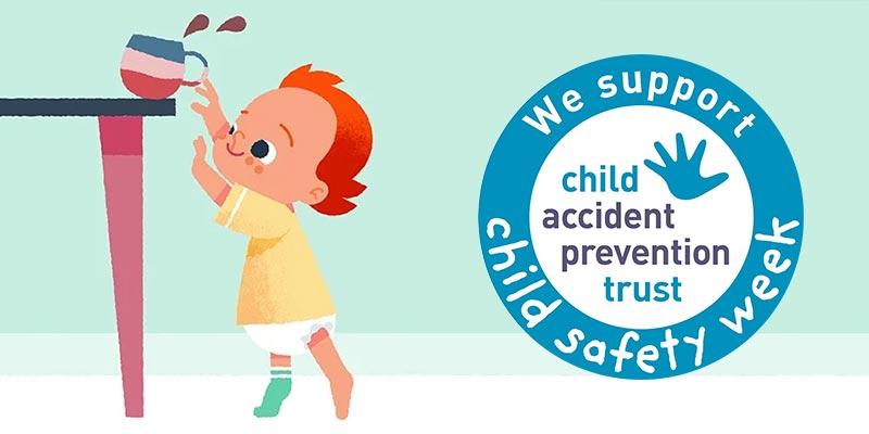 Child Safety Week - the hidden hazards of home