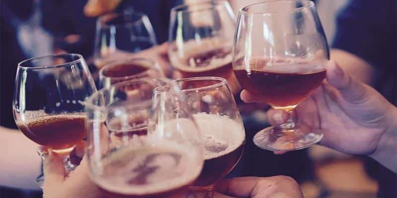 New study finds that any amount of alcohol consumption can be harmful to the brain