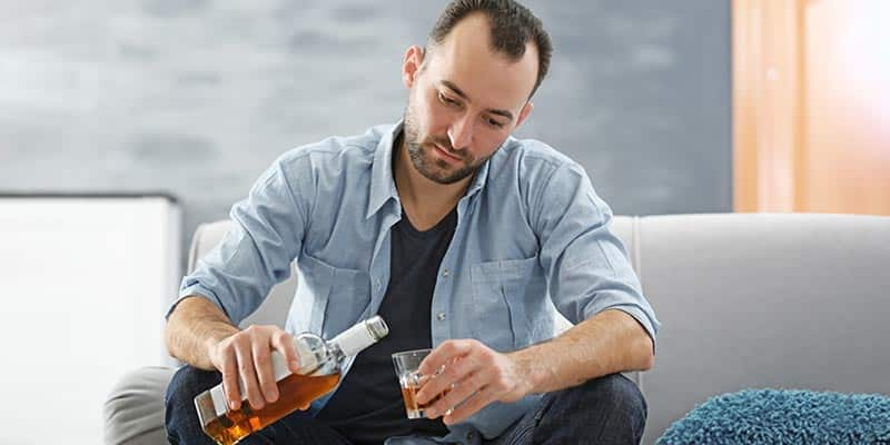 Study finds that pandemic job losses has triggered higher alcohol consumption