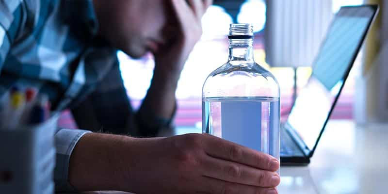 Can employees working from home be tested for drug and alcohol use?