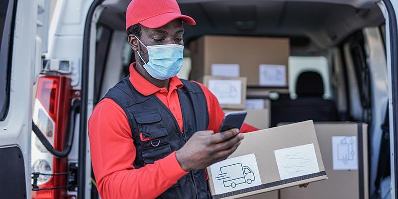 Covid testing for logistics companies
